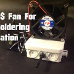 Circuits – 5$ Fan for Soldering Station