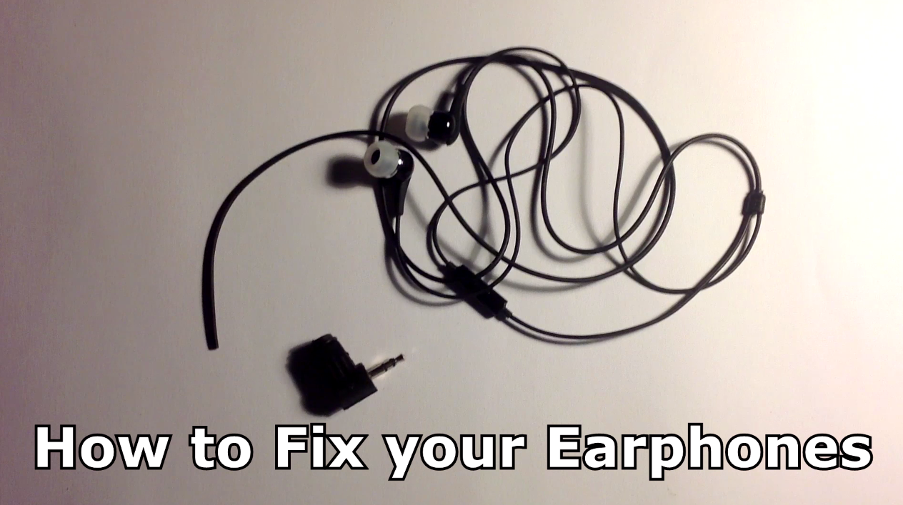 How to fix earphones thumbnail