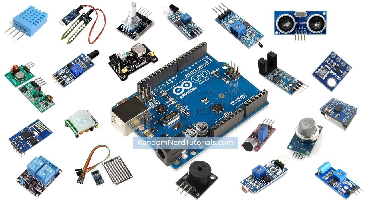 21 Arduino Modules You Can Buy For Less Than 2 Random