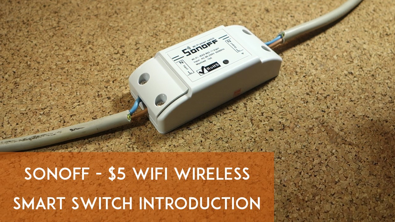 Sonoff 5 Wifi Wireless Smart Switch Random Nerd Tutorials In Addition Wi Fi Home Automation On Pcb Relay Circuit Diagram