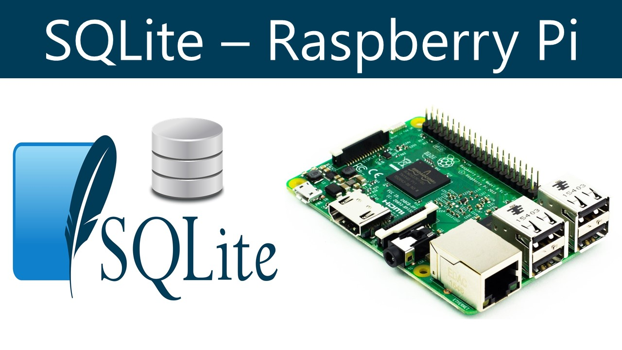 Sqlite Database On A Raspberry Pi