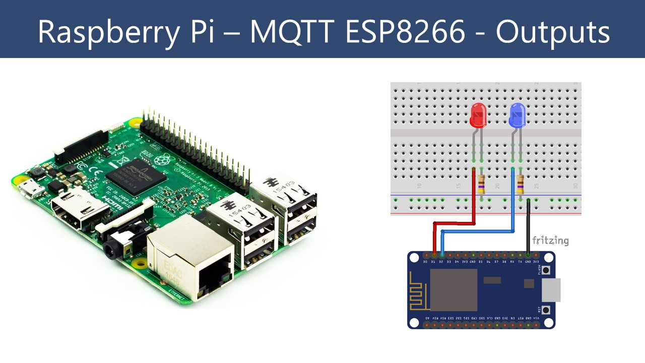 Raspberry Pi Publishing Mqtt To Esp8266 Random Nerd Tutorials Making Printed Circuit Boards At Or Near Home A Comprehensive