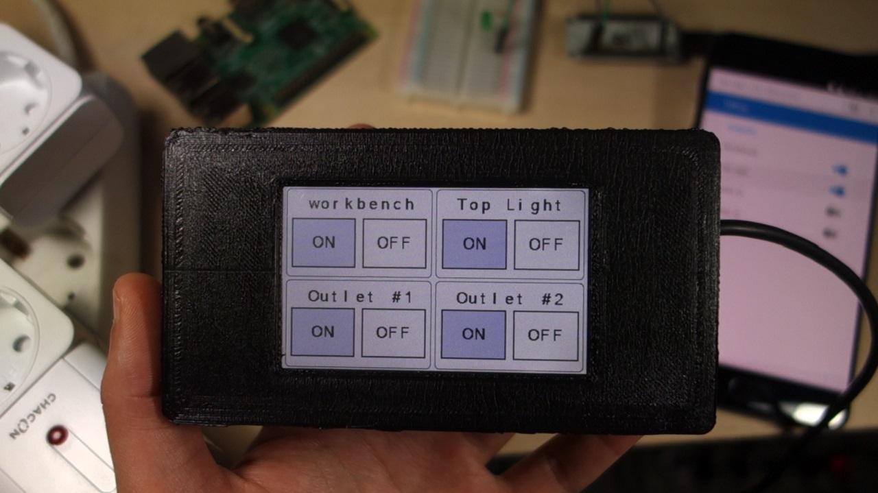 Nextion Display With Esp8266 Ui Node Red Random Nerd Tutorials 433mhz Receiver Circuit Copy