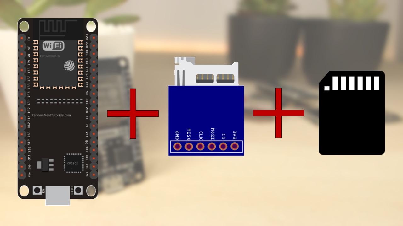 Esp32 Data Logging Temperature To Microsd Card Random Nerd Tutorials Variable Sd Control Wiring Diagram