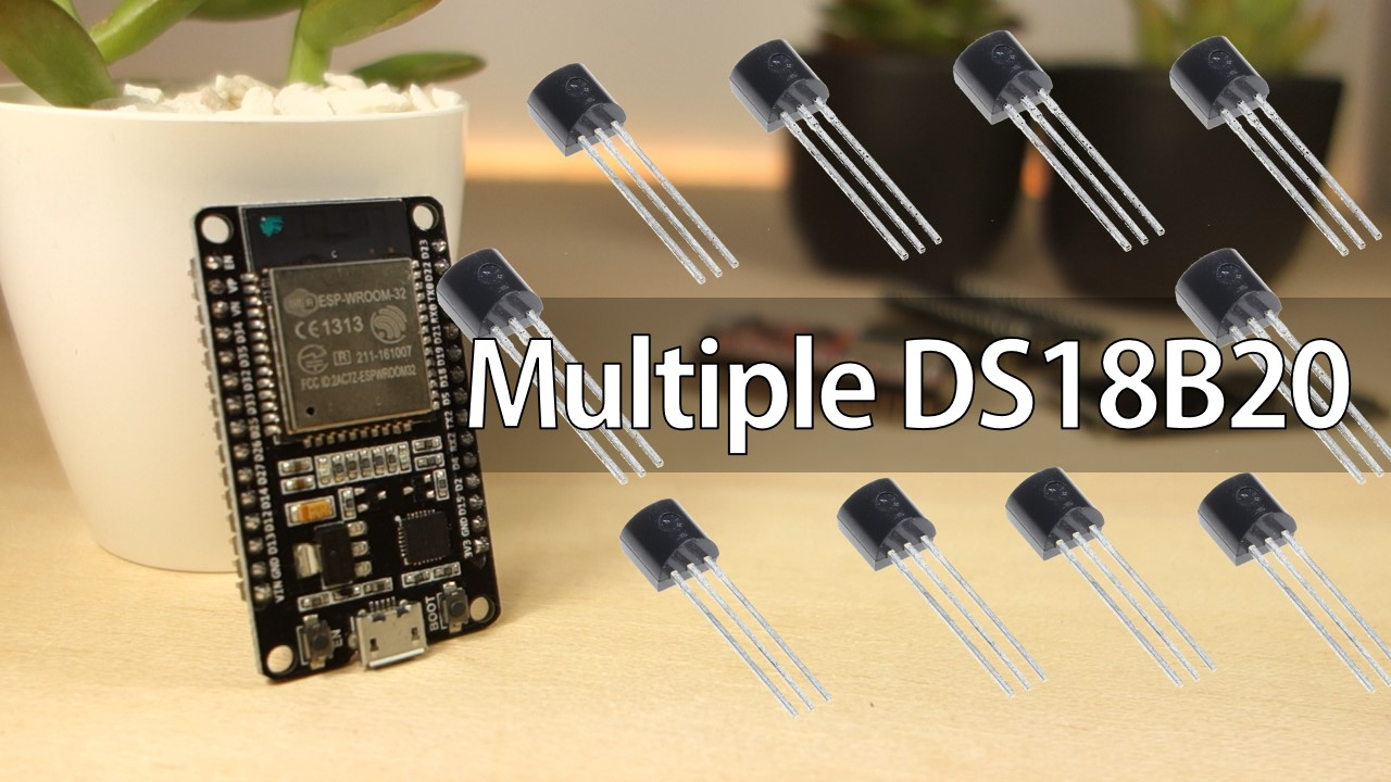 Esp32 With Multiple Ds18b20 Temperature Sensors Random Nerd Tutorials Based Dual Power And Measurement Control Circuit